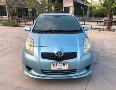 TOYOTA YARIS 1.5E LIMITED AT ปี2006 สีฟ้า