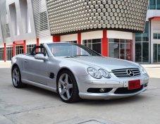 Mercedes-Benz SL55 AMG R230 (ปี 01-08) AMG 5.4 AT Convertible ราคา 2,290,000 บาท