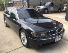 ขายรถ BMW SERIES 7 ที่ ราชบุรี
