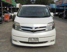 2008 TOYOTA ALPHARD Hybrid E-Four van
