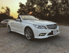 2010 MERCEDES-BENZ E250 รับประกันใช้ดี