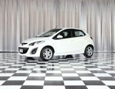 MAZDA 2 1.5 SPIRIT SPORT 5DR AT ปี 2012