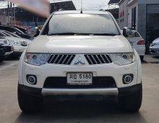 MITSUBISHI PAJERO Sport 2.5GT 2WD AT ปี2012 ดีเซล สีขาว รถบ้าน มือเดียว สภาพดี ไมล์ 115,xxx