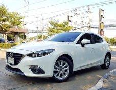 2014 Mazda 3 E sedan