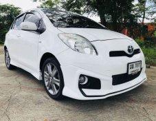 2012 Toyota YARIS G hatchback
