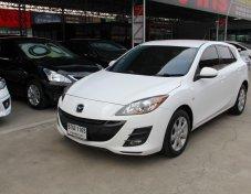 ขายรถบ้านน่าใช้สะดวกสบาย Mazda 3 Spirit 2013