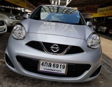NISSAN MARCH, 1.2 E ปี2015AT