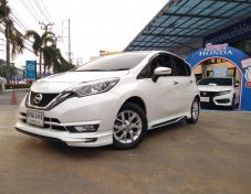 NISSAN NOTE 1.2 VL AT ปี2017
