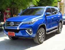 Toyota Fortuner 2.8 V D4D Navi ปี 2015