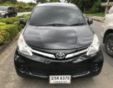 Toyota Avanza 1.5 E Hatchback ปี 2014