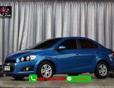 2013 Chevrolet Sonic 1.4 LT sedan พิเศษออกรถหมื่นเดียว