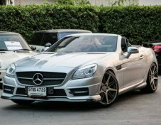 Benz Slk200 R172 ปี 2012