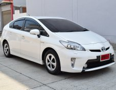 Toyota Prius 1.8 (ปี 2014) Hybrid Top grade Hatchback AT ราคา 554,000 บาท