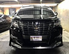 Toyota Alphard 2.5 SC Package Top 2017
