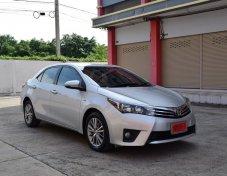 Toyota Corolla Altis 1.8 ALTIS (ปี 2014)