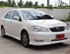 Toyota Corolla Altis 1.6 ALTIS หน้าหมู (ปี 2007) \