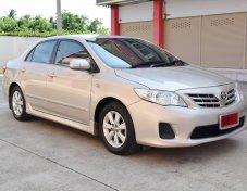 Toyota Corolla Altis 1.6 ALTIS (ปี 2012) G Sedan AT ราคา 359,000 บาท