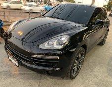 Porsche Cayenne Diesel ปี 2011