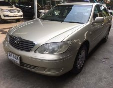 TOYOTA CAMRY 2.4Q TOP ปี 2002
