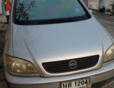 2004 Chevrolet Zafira Luxury Touring