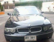 ขายรถ BMW SERIES 7 ที่ กรุงเทพมหานคร
