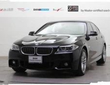 2015 BMW 528i รถเก๋ง 4 ประตู สวยสุดๆ