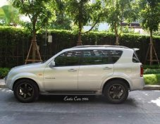 2007 SSANGYONG Rexton รับประกันใช้ดี