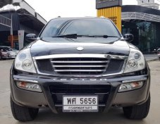 2005 SSANGYONG Rexton รับประกันใช้ดี