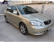ขายรถ TOYOTA Corolla Altis G 2003 ราคาดี