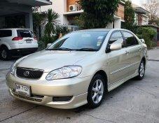 ขายรถ TOYOTA Corolla Altis E 2004 รถสวยราคาดี