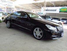 ขายรถ MERCEDES-BENZ E200 Sport 2012 ราคาดี