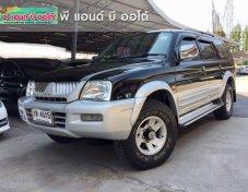 ขายรถ MITSUBISHI Strada G-Wagon GLS 2002 ราคาดี