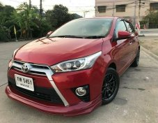 Toyota Yaris 1.2G eco car ปี2014