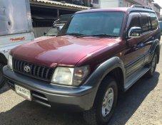 1996 Toyota Landcruiser Prado 60th Anniversary suv