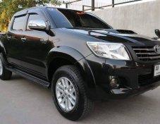 TOYOTA VIGO 2.5 E 4WD ปี2012 pickup