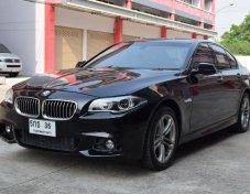 2016 BMW SERIES 5 sedan
