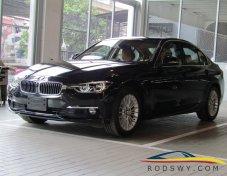 2017 BMW 320d