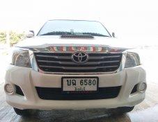 2014 Toyota Hilux Vigo E Prerunner pickup