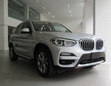 2018 BMW X3 2.0 G01 (ปี 18-23)