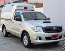 Toyota Hilux Vigo 2.5 CHAMP SINGLE (ปี 2015)