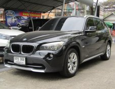 2013 BMW X1 E84 SDrive 18i 2.0 AT