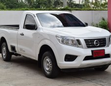 Nissan NP 300 Navara 2.5 (ปี2017) SINGLE SL Pickup MT