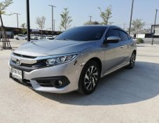 2016 Honda CIVIC EL sedan