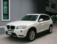 BMW  X3  2,0D  X DRIVE DIESEL  / AT / ปี 2014