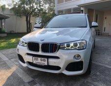 2017 BMW X3 รับประกันใช้ดี