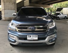 2016 Ford Everest 3.2 Titanium PLUS 4WD รุ่นTOP รถสวยมือเดียวพร้อมใชั
