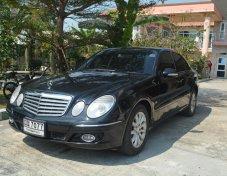 ขาย Benz E200 1.8 NGT ปี 2010 รถมือเดียวมีกุญแจครบ