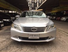 TOYOTA CAMRY, 2.0 G ปี15 AT