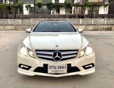 📍MERCEDES BENZ E-Coupe 250 ปี 2011📍 📌