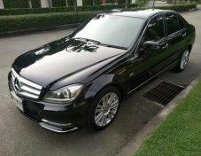 Mercedes-Benz C200 W204 1.8  2011